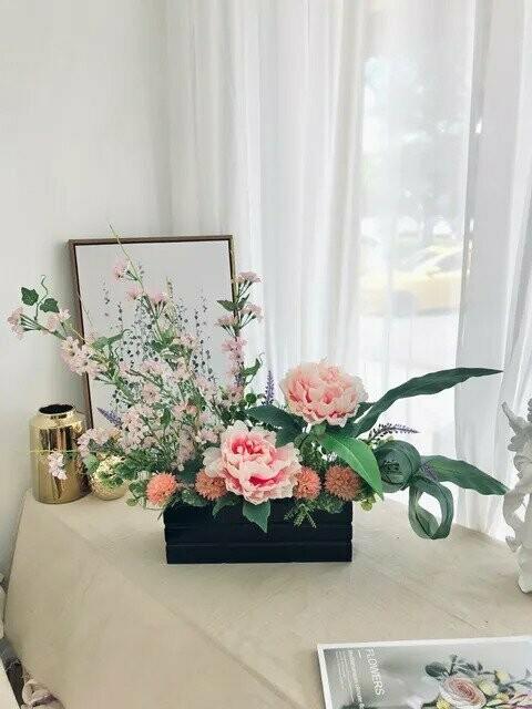 Flower Pot Arrangement #28 (By: Temptation Florist from Seremban)
