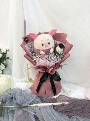 Hey Piglet (By: Temptation Florist from Seremban)