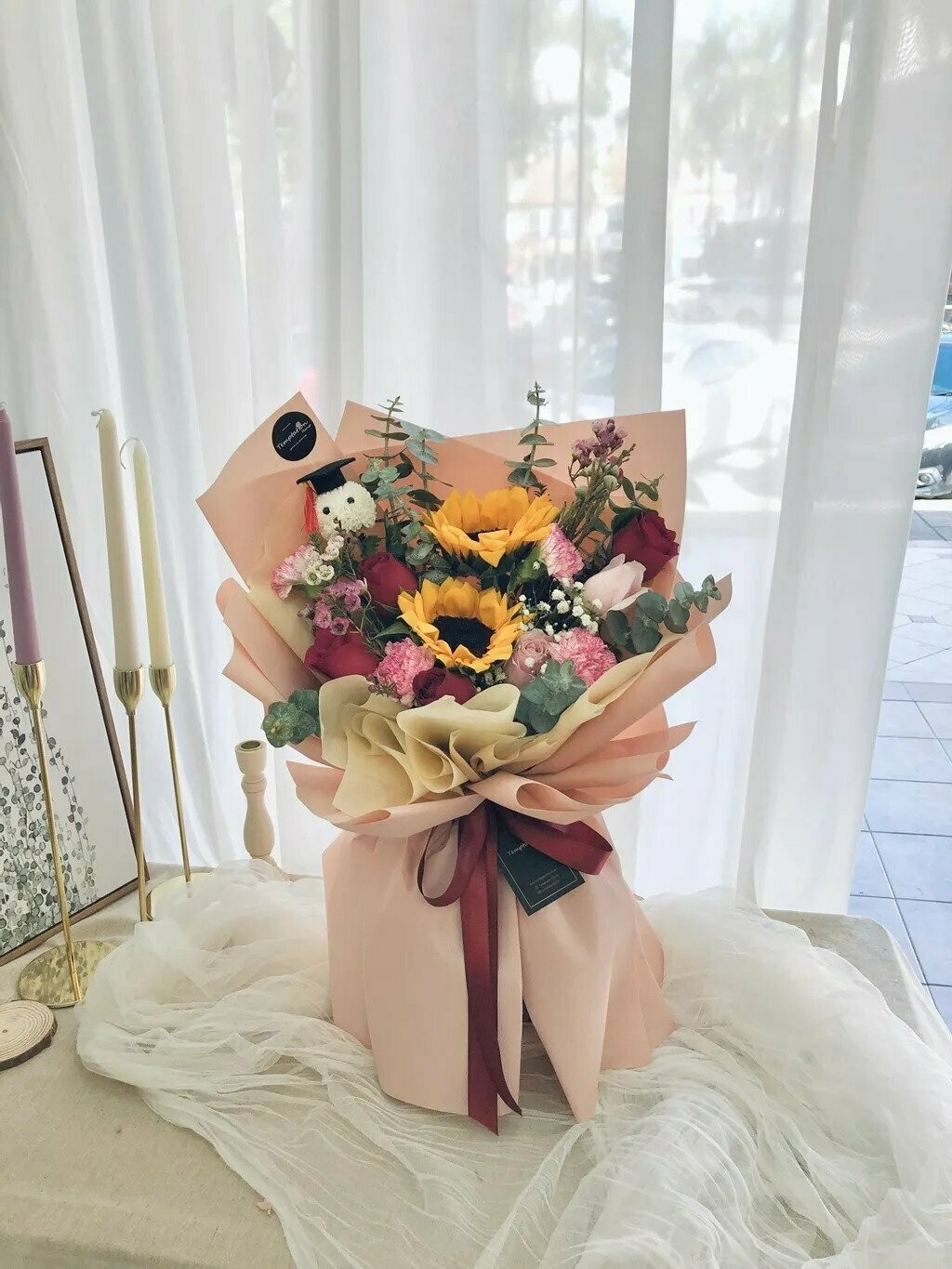 Well Done (By: Temptation Florist from Seremban)