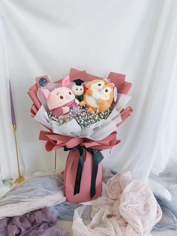 Tsum Graduation (By: Temptation Florist from Seremban)