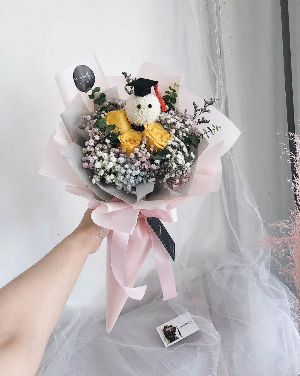 Lil Sunny (By: Temptation Florist from Seremban)