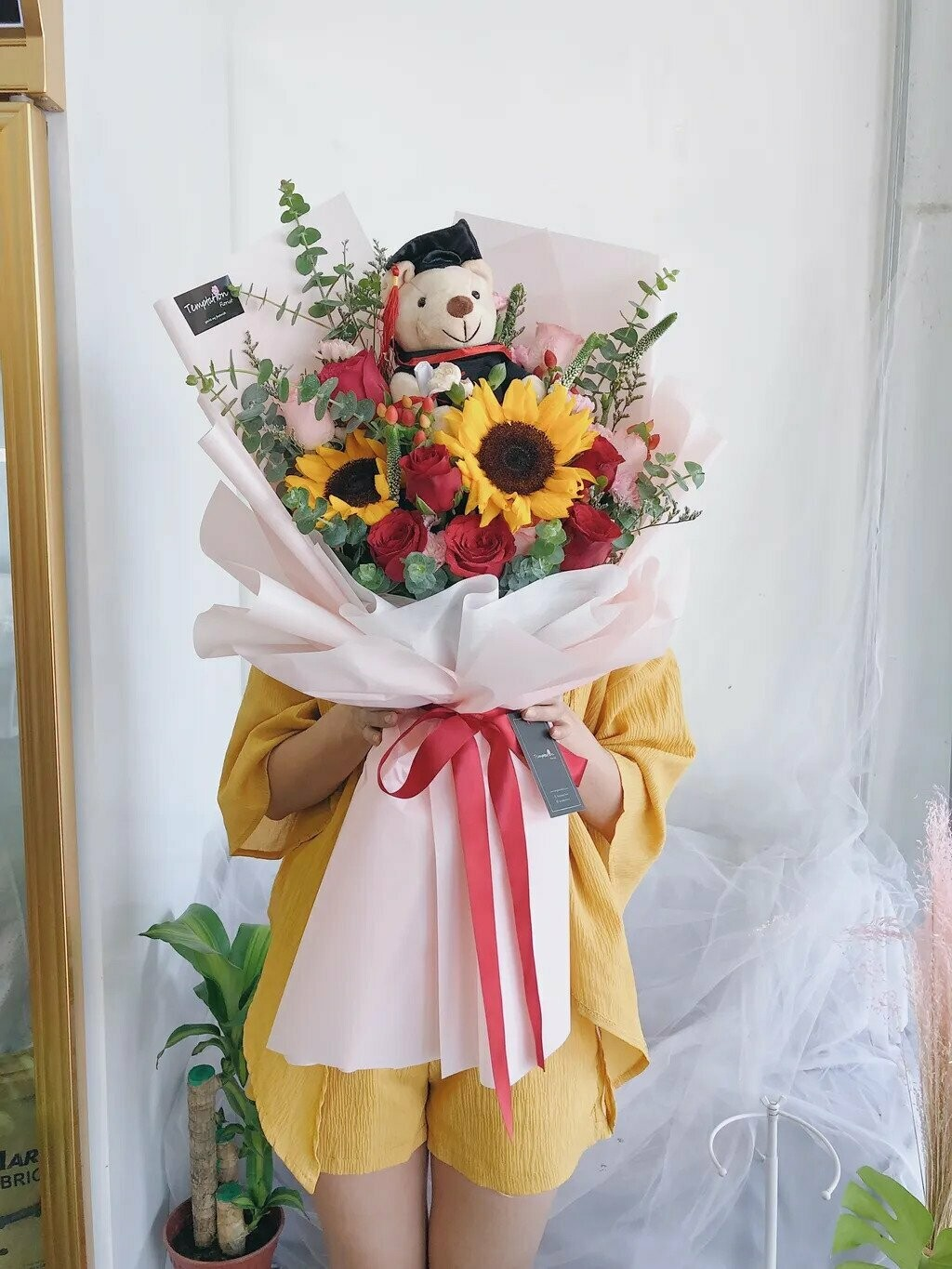 Beary Delight (By: Temptation Florist from Seremban)
