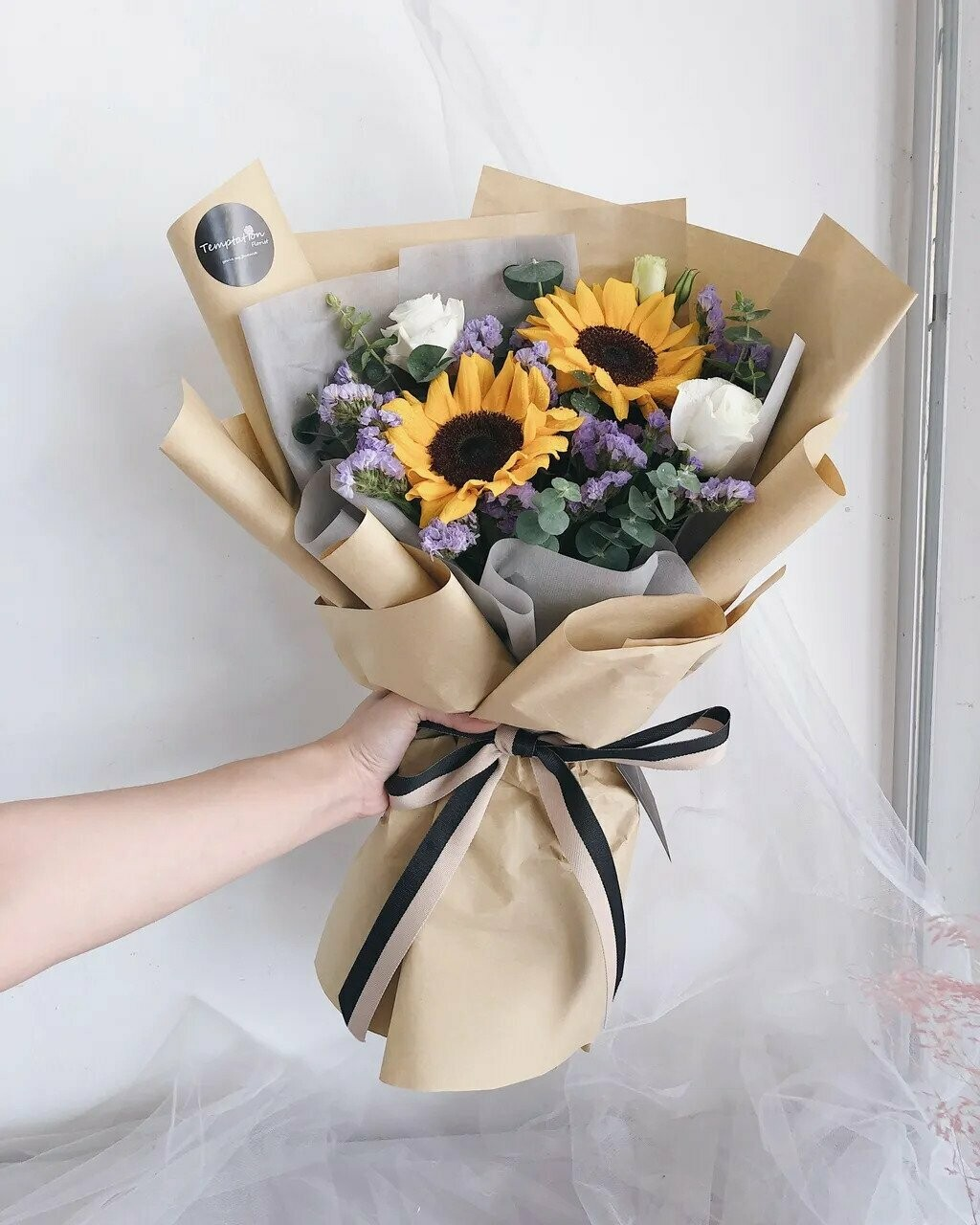 Graduated Story (By: Temptation Florist from Seremban)
