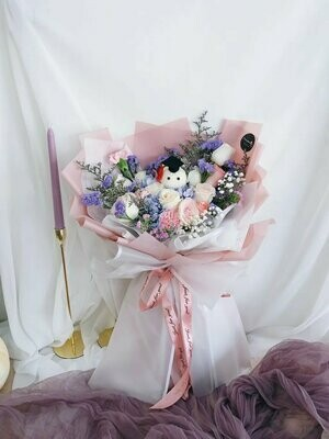 Wishful Romance (By: Temptation Florist from Seremban)