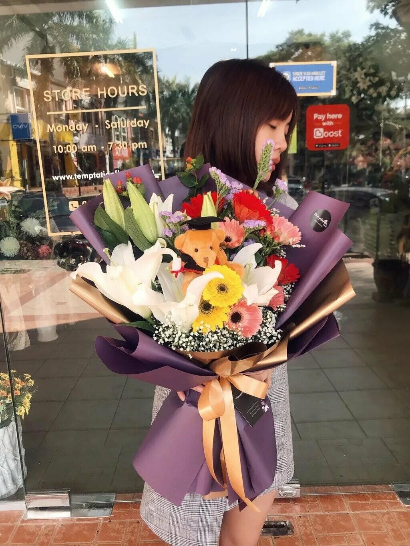 Grasyo (By: Temptation Florist from Seremban)