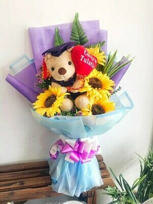 Welly (By: Temptation Florist from Seremban)