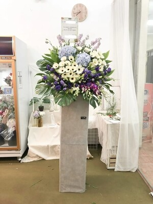 Florato Condolence Flower Stand (By: Temptation Florist from Seremban)