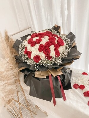 Justify My Love (By: Temptation Florist from Seremban)