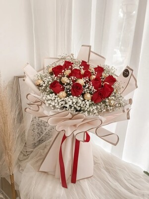 Awesomely (By: Temptation Florist from Seremban)