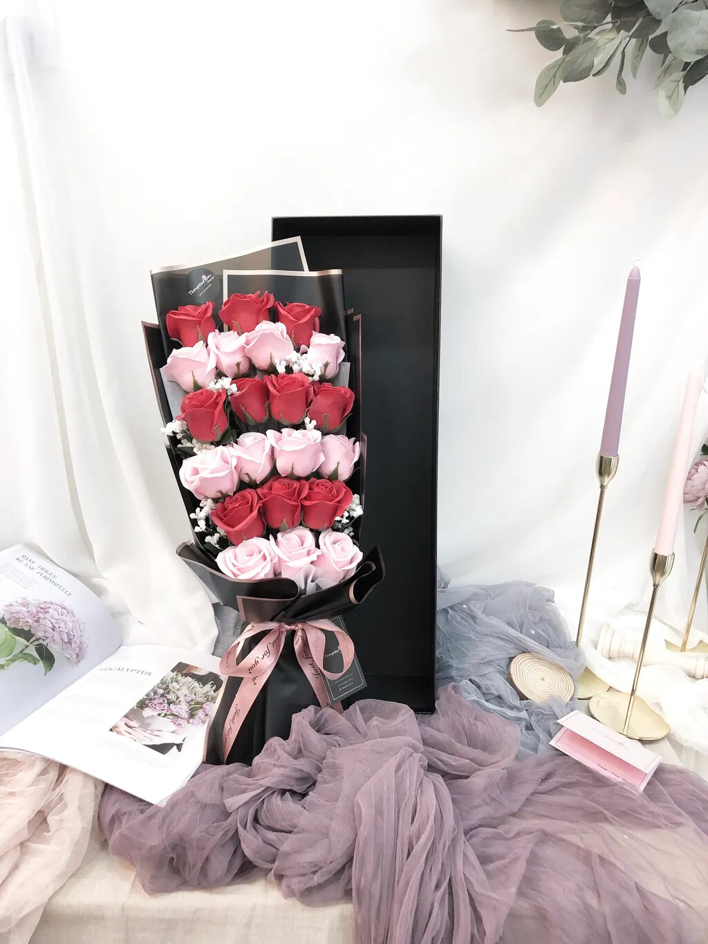 Love's Spark (By: Temptation Florist from Seremban)