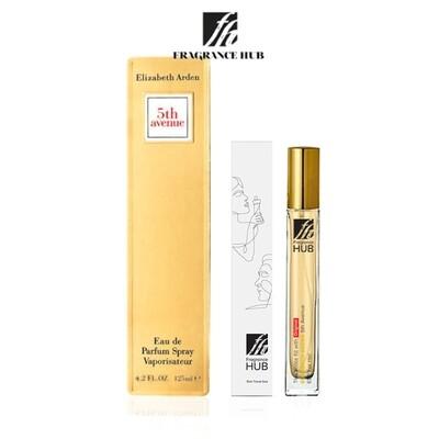 Elizabeth Arden 5th Avenue EDP Lady 10ML Travel Size Perfume (Refill by Fragrance HUB) 🎁 FREE FH 15% Discount Voucher!