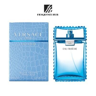 Versace Eau Fraiche EDT Men 200ml (By: Fragrance HUB)