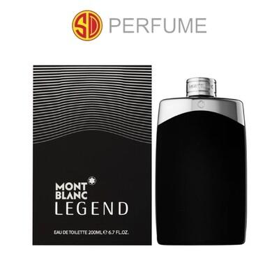 [ SD PERFUME ] MONT BLANC LEGEND EDT MEN 200ml