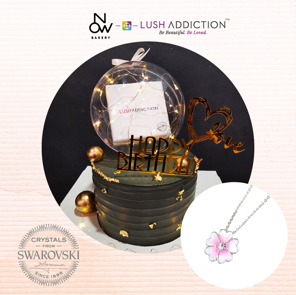 Shinning in the dark + Lush Primrose Necklace Bundle Deal (By: NOW Bakery from JB)
