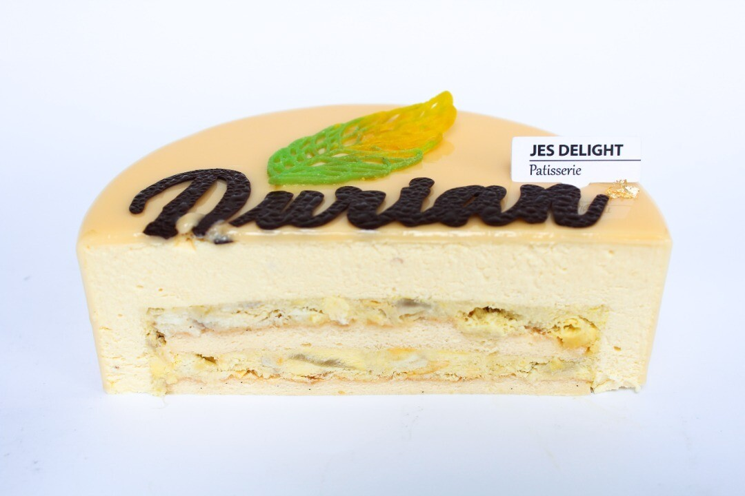 Durian Cake (By: JES Delight from JB)