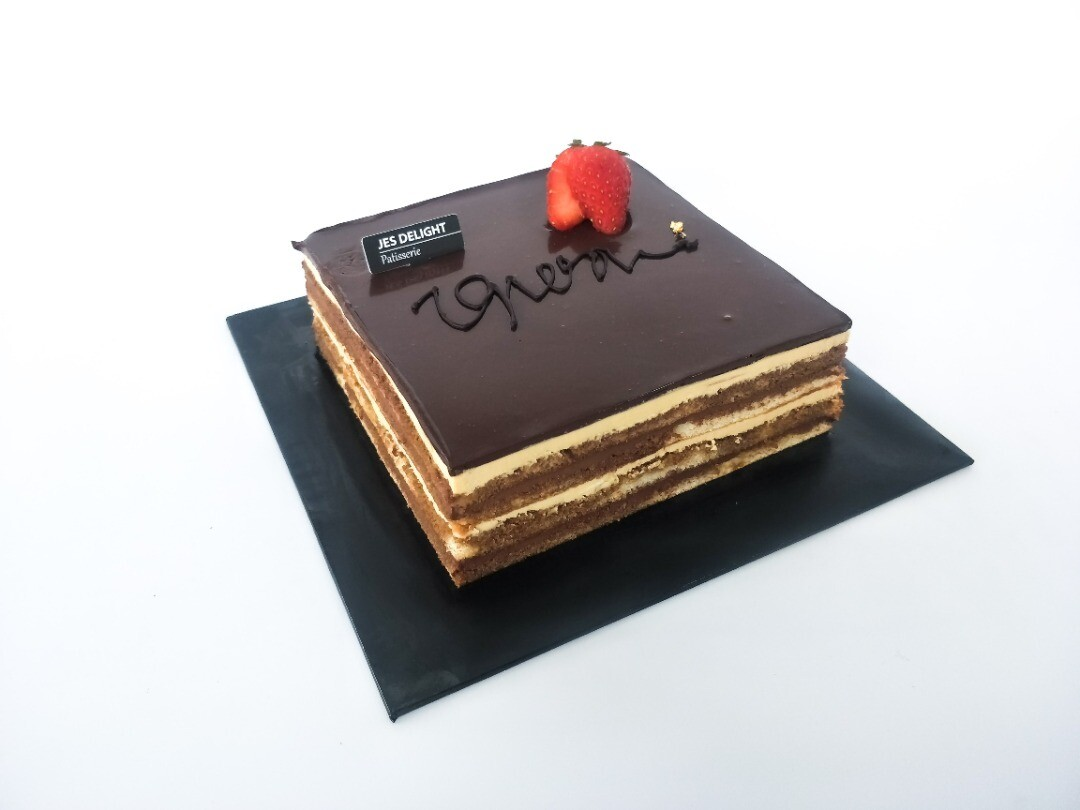 Opera Cake (By: JES Delight from JB)