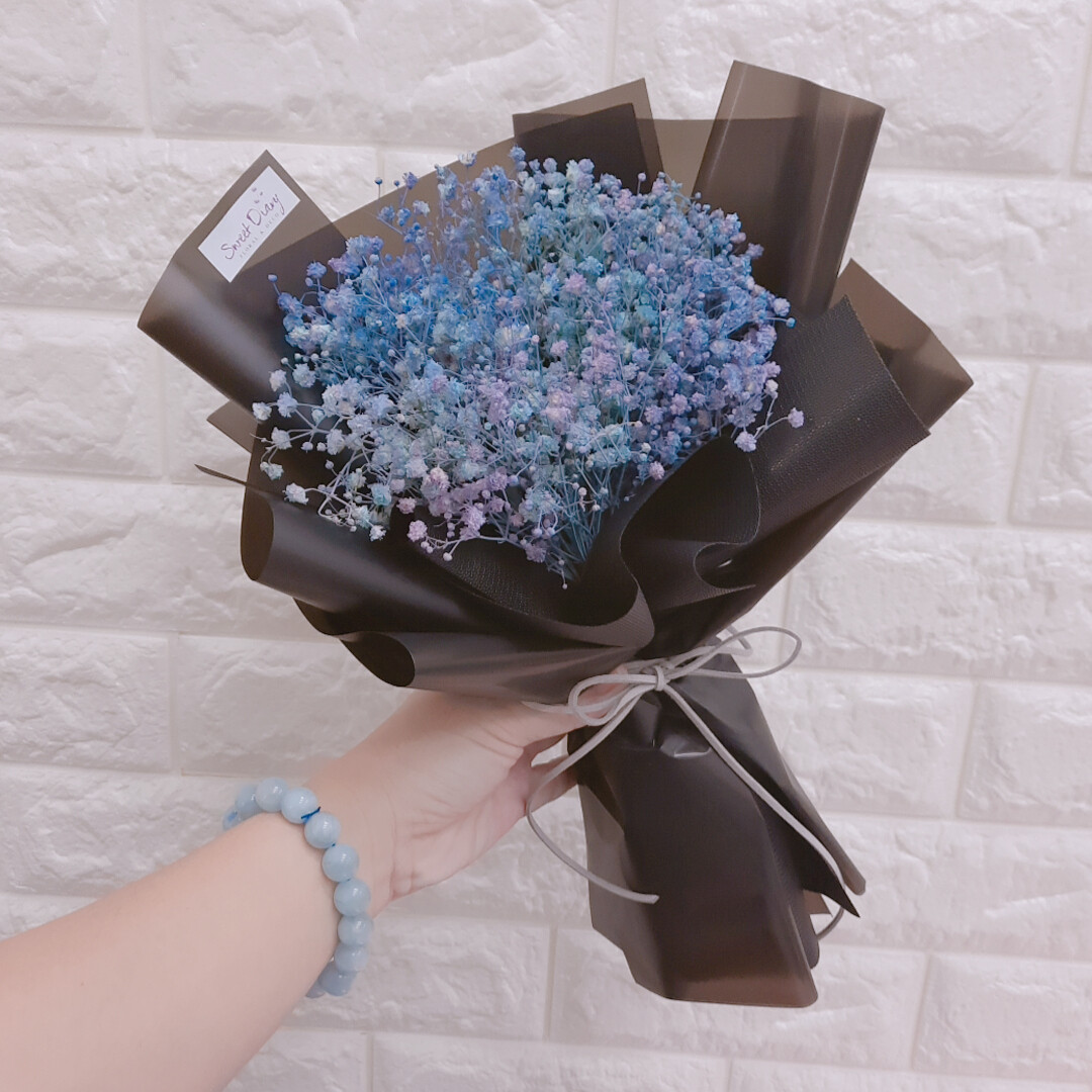 Baby Breath (M Size) (By: Sweet Diary from Puchong)