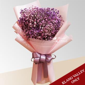 Wonderful Bouquet (By: World Petals Florist from KL)