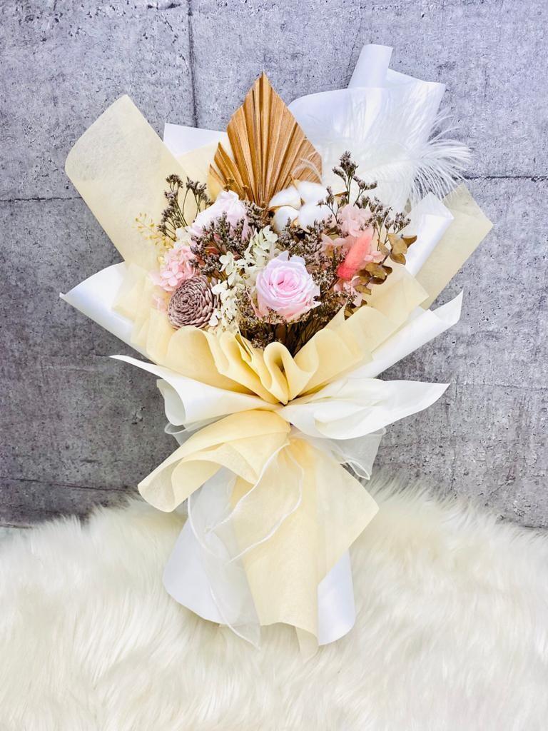 Eternal Love Bouquet (By: The Bliss Florist from Melaka)