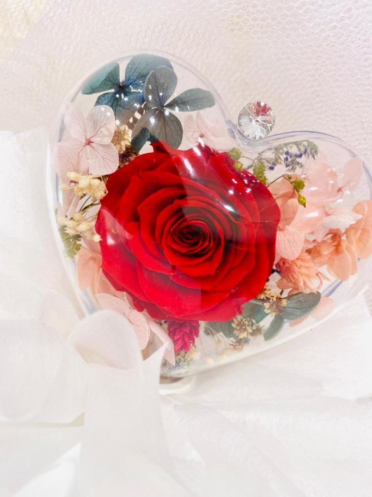 Forever Love Bouquet (By: The Bliss Florist from Melaka)