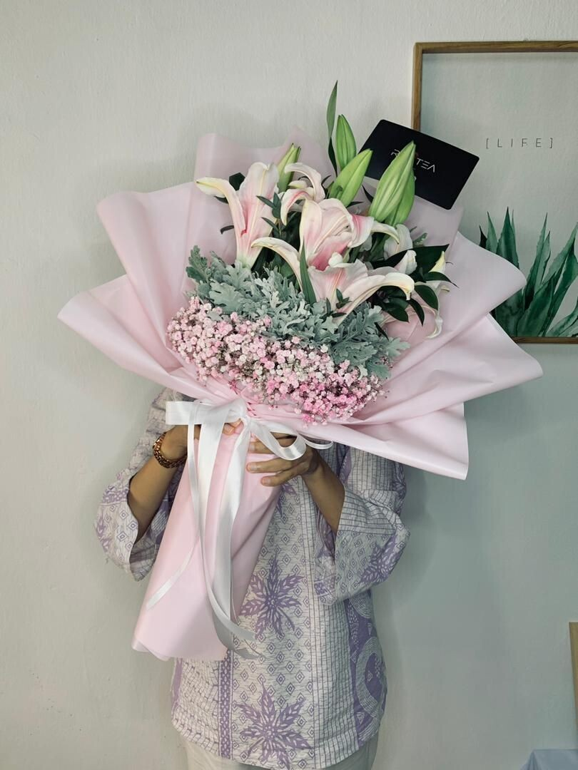 6 LILY+BBAY BREATH XS (By: Rovtea Empire from Ampang)