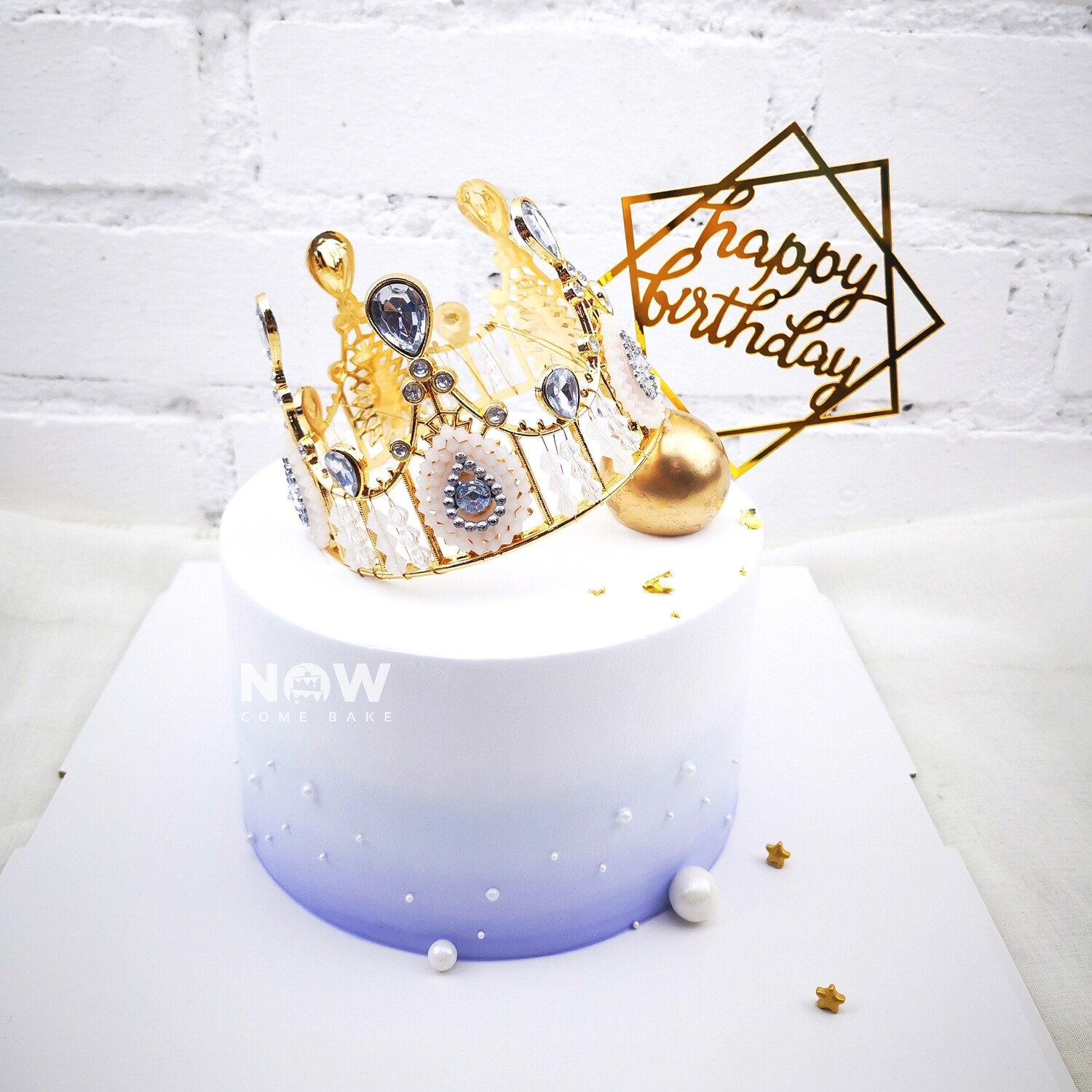 Your Crown (By: NOW Bakery from JB)