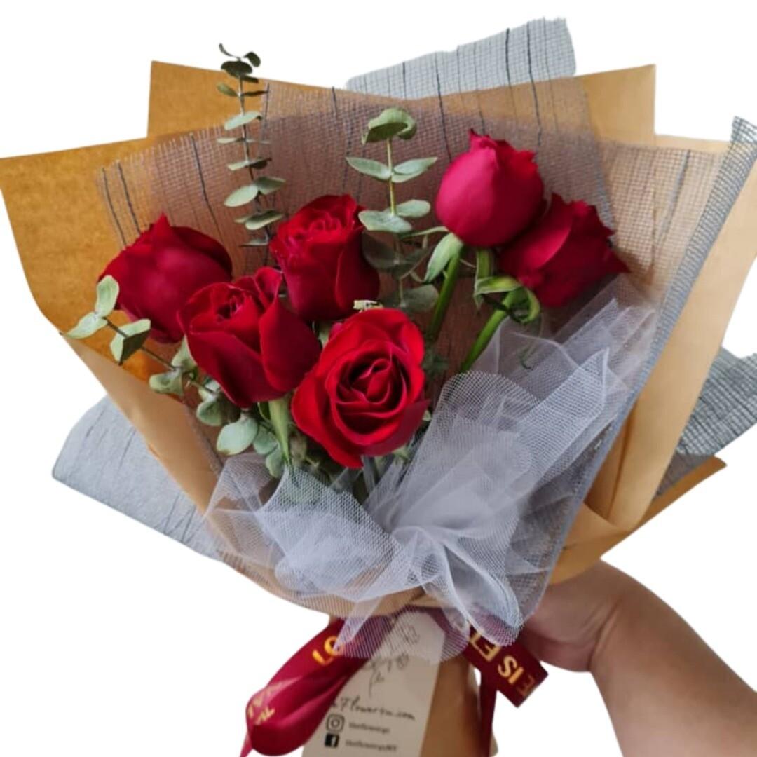 Rose Day (By: Flower 4 U from Petaling Jaya)