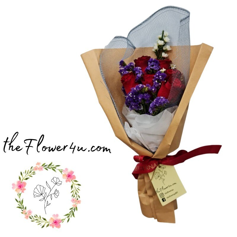 Only you (By: Flower 4 U from Petaling Jaya)