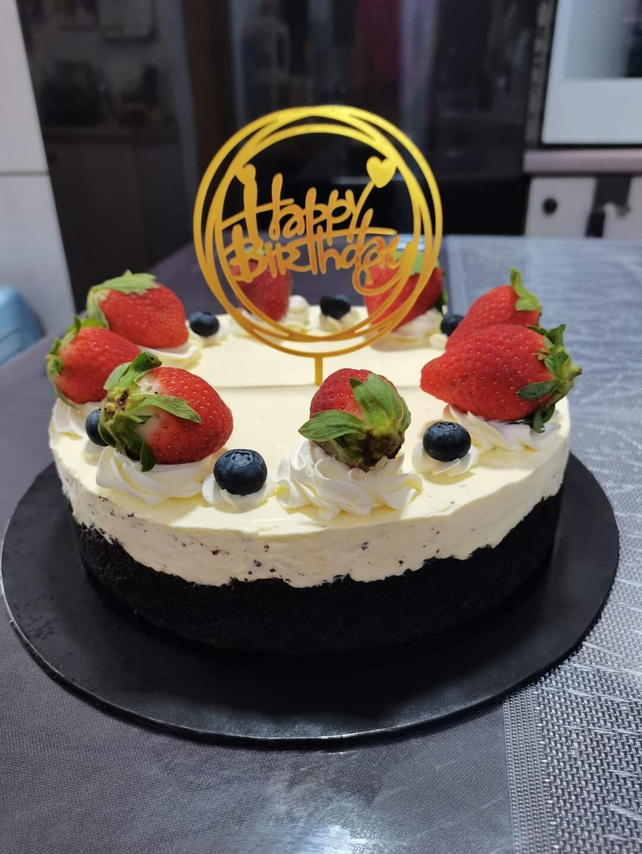Vanilla Cheesecake (By: Sweet Haven from Kuala Lumpur)
