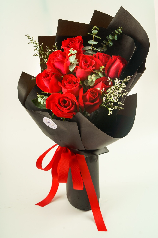 BQ1060 Cuz I Love You (By: JS Florist from Damansara)