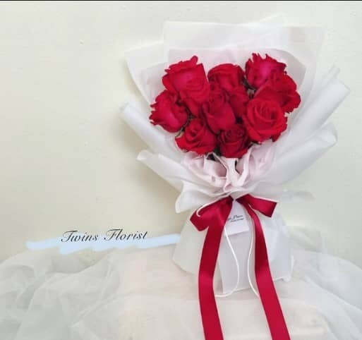 Package 4(By: Twins Florist from Kuala Lumpur)