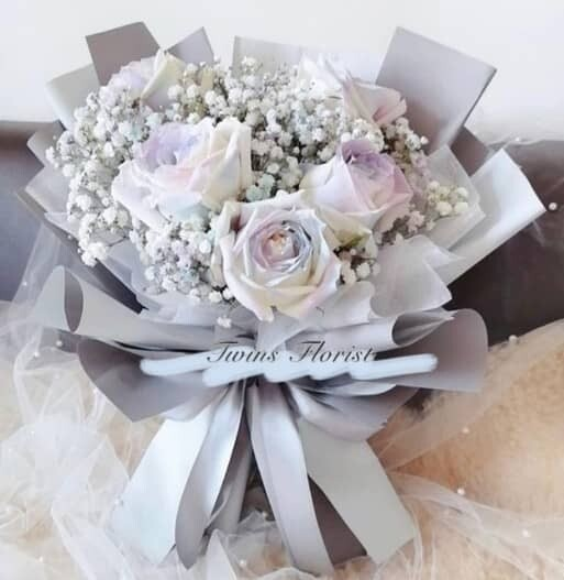 Package 5(By: Twins Florist from Kuala Lumpur)