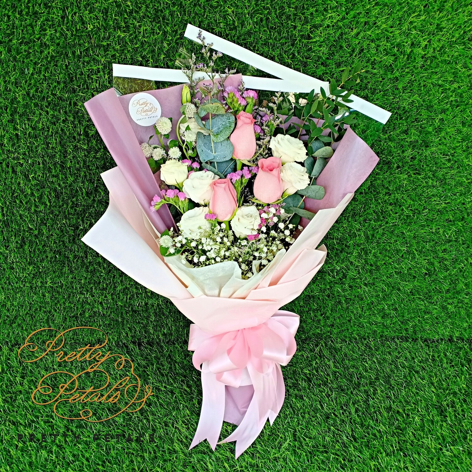 Pink Delight (By: Pretty Petals from Kuching)