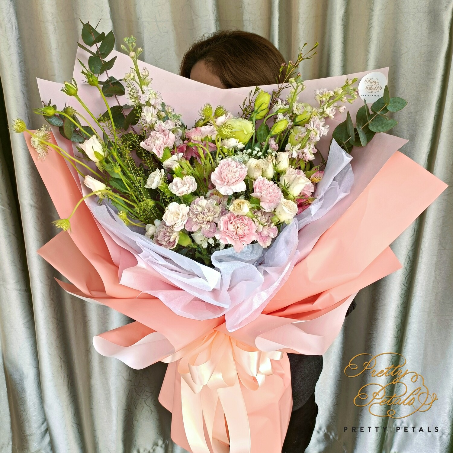 Spring Love (By: Pretty Petals from Kuching)