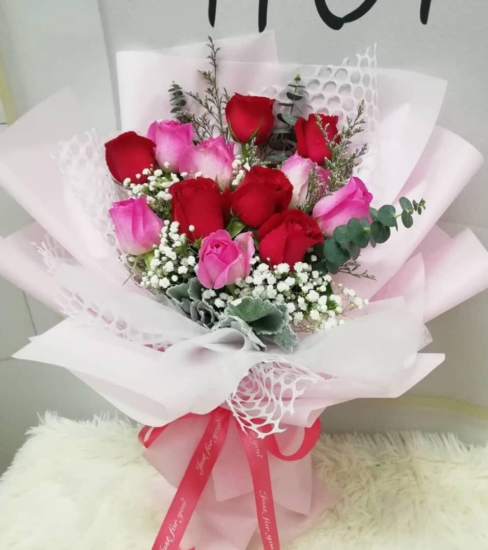 FFB4 Bouquet (By: Flowery Florist from Seri Kembangan)