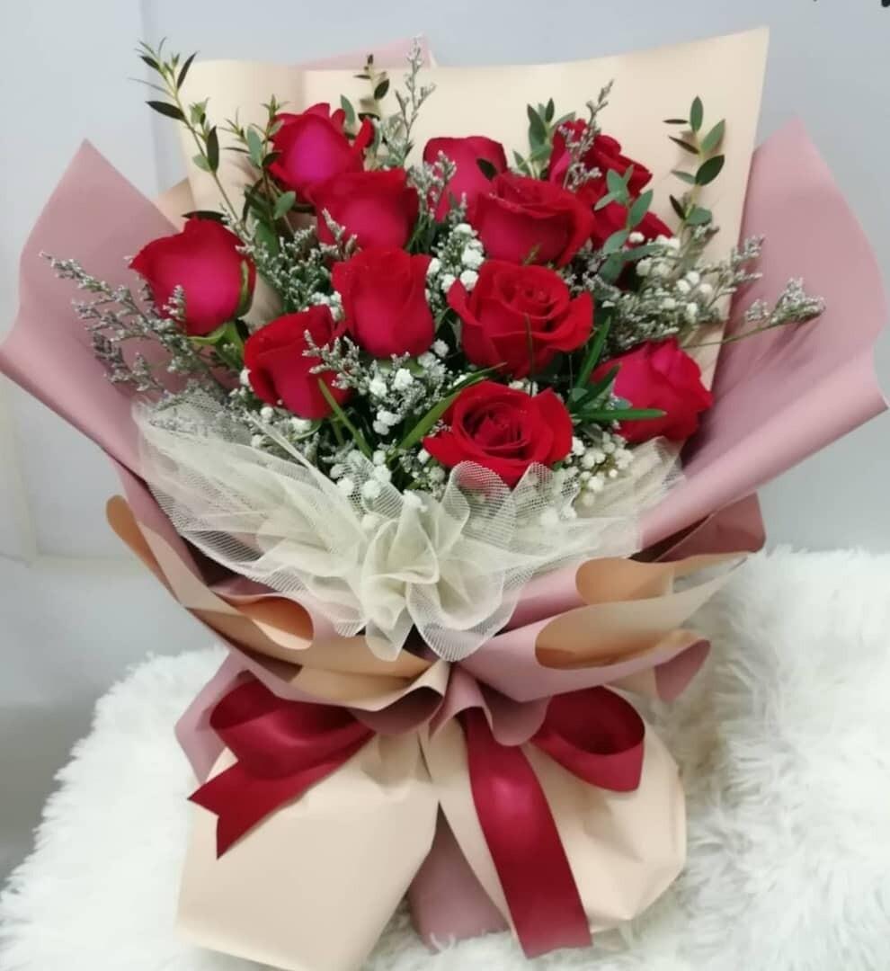 FFB1 Bouquet (By: Flowery Florist from Seri Kembangan)