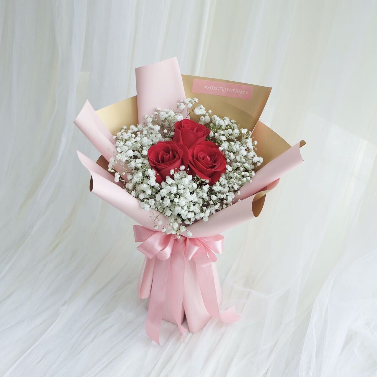 Jetaime (By: XOXO The Floral Studio from Miri)