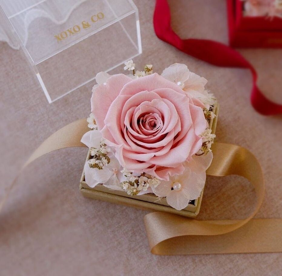Sincere Love (Pink) (By: XOXO The Floral Studio from Miri)