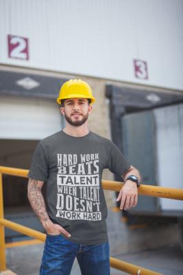 Hard Work Beats Talent When Talent Doesn't Work Hard T-Shirt