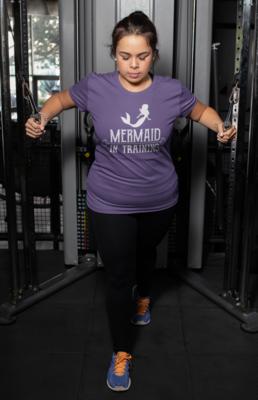 Mermaid In Training T-Shirt