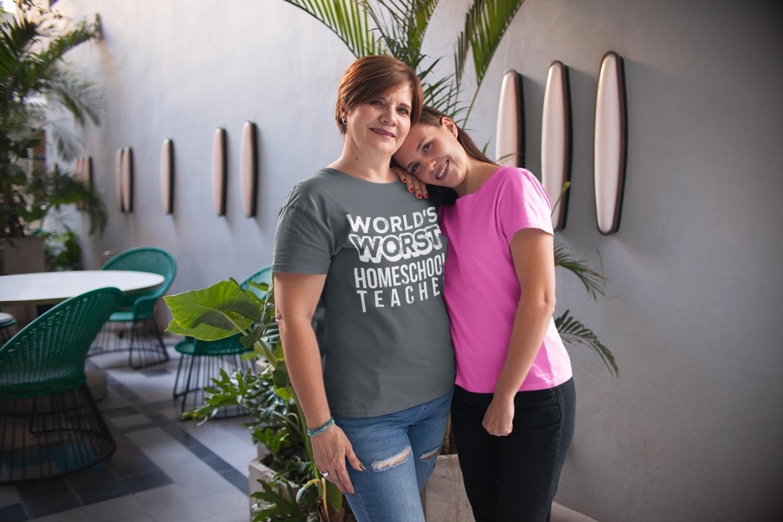 World's Worst Homeschool Teacher T-Shirt