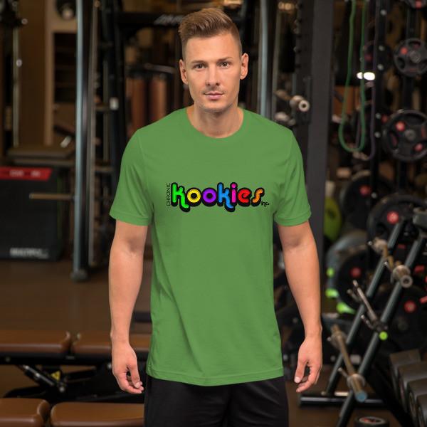 Chronic Kookies Short-Sleeve Unisex T-Shirt