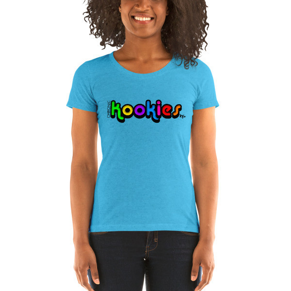 Chronic Kookies Ladies' short sleeve t-shirt