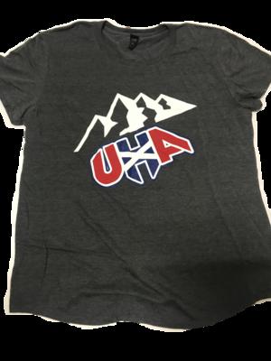 Women's Gray UHA shirt XL