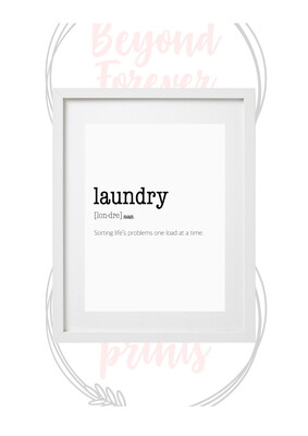 Laundry Meaning