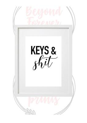 Key's & Shit