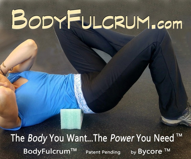 2-inch BodyFulcrum® Extreme Core and Back Stretch Height, Free Shipping Ground