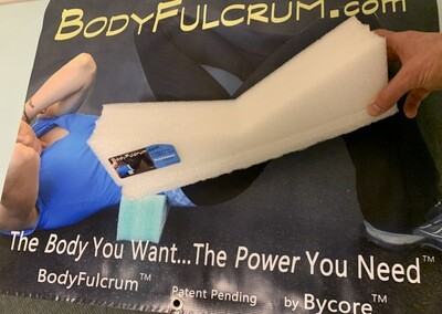 2-inch BodyFulcrum® Extra Firm and Taller White