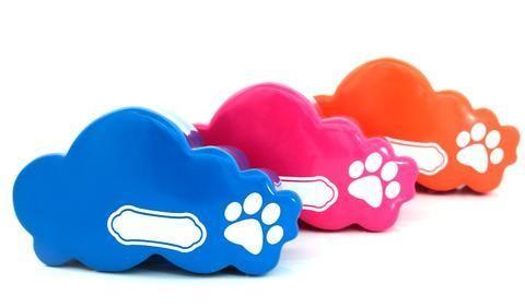Pet Cloud Urn