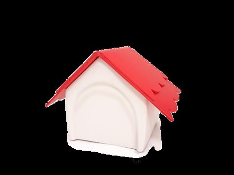 Dog House Pet Urn